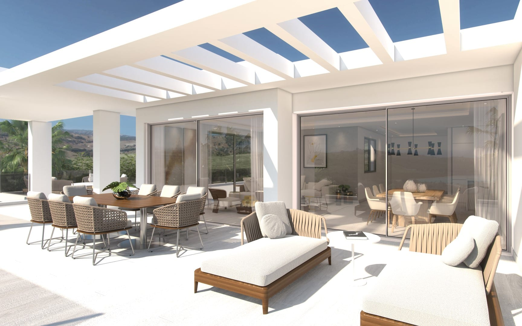 New Developments Estepona - Contemporary Apartments 1