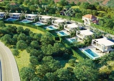 Valle Romano Villas - Estepona - 8 Modern Contemporary Villas