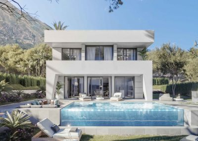New Build Villas in La Duquesa from €460,000 5