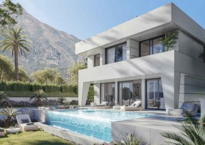 New Build Villas in La Duquesa from €460,000 1